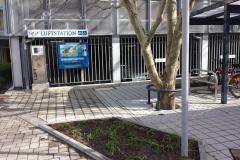 Fahrradabstellplatz