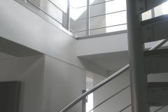 Treppenöffnung