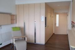 Patientenzimmer