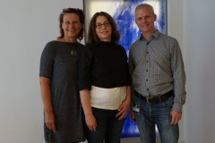 Gabriele Musebrink, Daniela Wagner, Christian Wecker