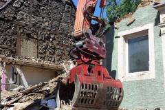 Abbruch Bestandsgebäude